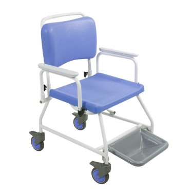 Atlantic Shower Commode Wheeled Chair