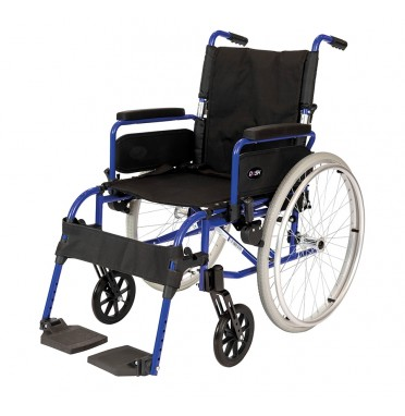 RHealthcare Dash Lite 2 Self Propelled Wheelchair viewed from the side