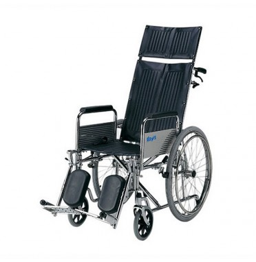 Days 418-24N Reclining Self Propel Wheelchair