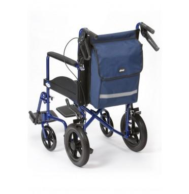 Wheelchair Seat Bag blue