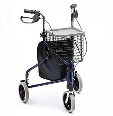 Drive Medical Lightweight Steel Tri Walker