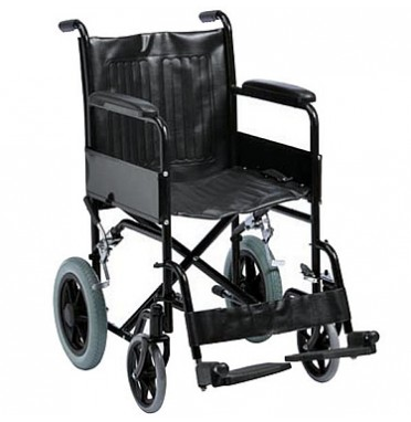 Enigma Steel Transit Wheelchair - Budget
