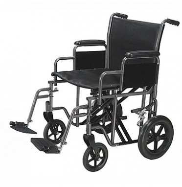 Enigma Steel HD Transit Wheelchair