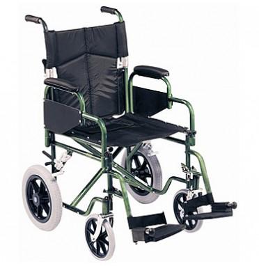 Enigma Superior Steel Transit Wheelchair