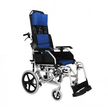 Tilt In Space Transit Wheelchair