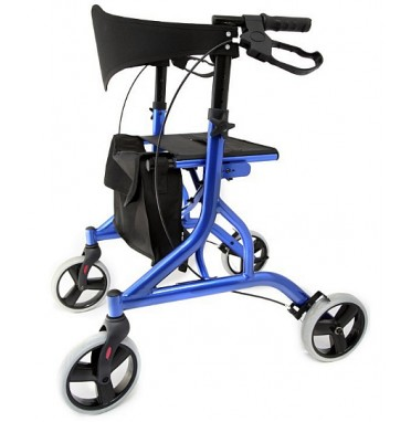 Blue Falcon Rollator from Z-Tec