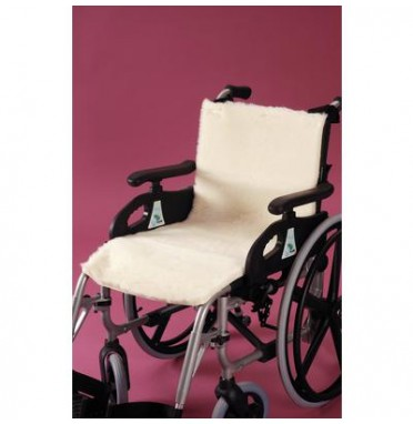 Fleece Wheelchair Seat Cover