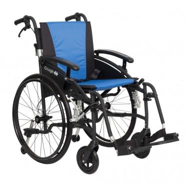 Excel G-Logic lightweight self propelled wheelchair