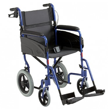 Invacare Alu Lite Transit wheelchair