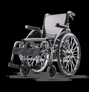 Karma Ergo 125 Self Propelled Wheelchair side view