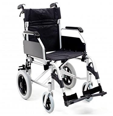 Karma Mobility i-Explore 19″ Transit Wheelchair side view