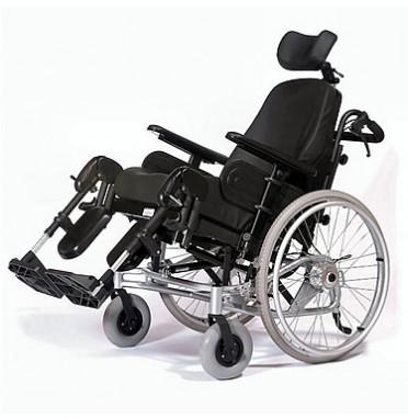 Solstice Comfort Self Propelled Wheelchair