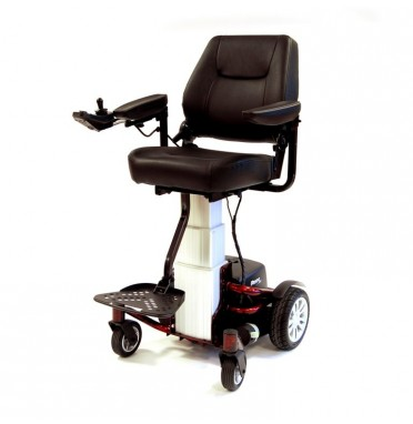 Roma Reno Elite Powerchair With Elevating Seat viewed from the front