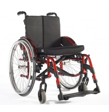 Quickie Helix 2 Self Propelled Wheelchair