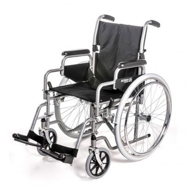 Roma Medical 1050 Self Propelled Wheelchair Side View