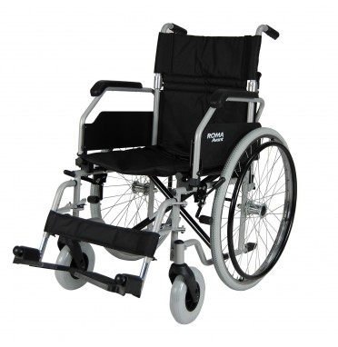 Roma Avant Car Self Propelled Wheelchair viewed from the side