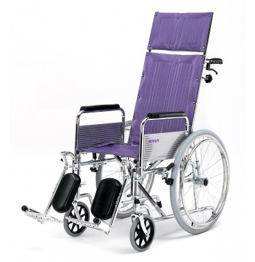 Roma 1710 Reclining Self Propel Wheelchair