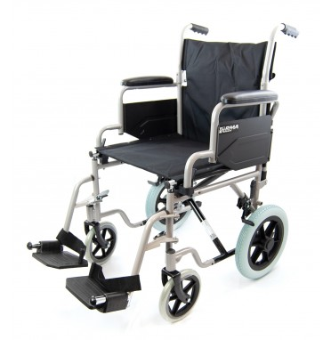 Roma Medical 1150 Transit Wheelchair Side View