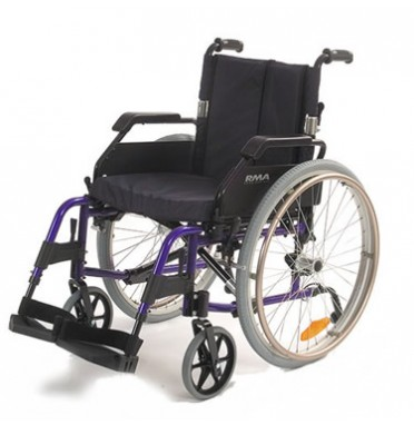 Roma 1500BL Self Propel Wheelchair