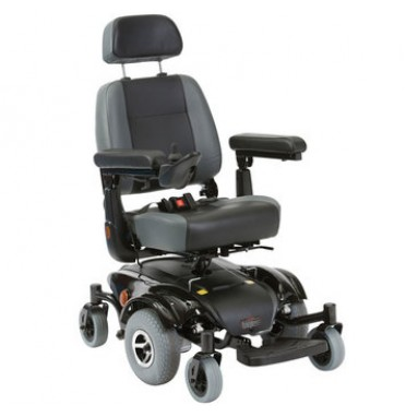 Drive Seren electric wheelchair with captains seat