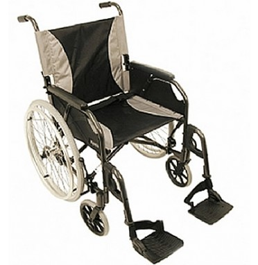 Sunrise Breezy Moonlite Self Propel Wheelchair