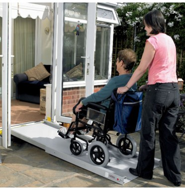 Telescopic Wheelchair Ramp