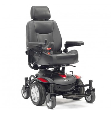 Titan AXS Mid-Wheel Powerchair Electric Wheelchair