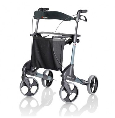 Topro Troja Classic Rollator With back Rest