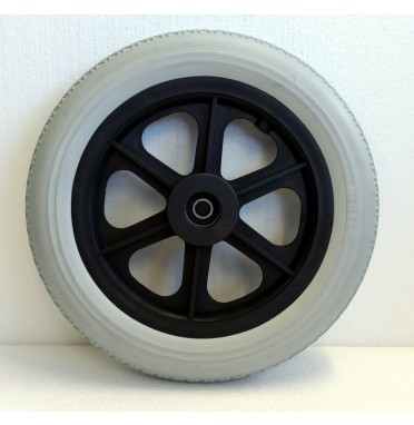 transit wheelchair spare wheel