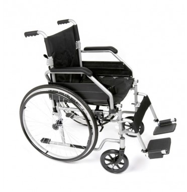 Ugo Essential self Propelled wheelchair side view