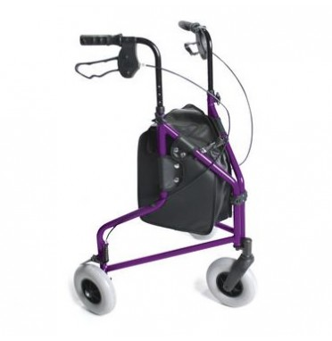Ultra Lightweight Tri Walker With Bag