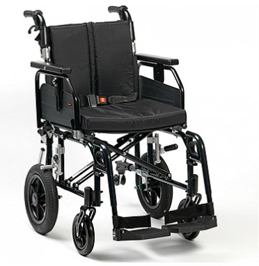 Wheeltech Enigma Super Deluxe 2 Transit Wheelchair
