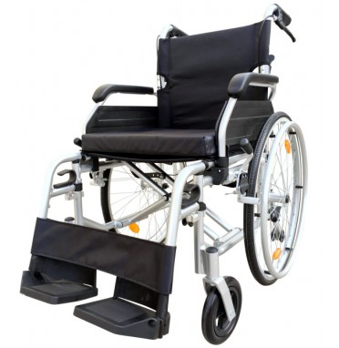 Z-Tec Hi Line Aluminium manual Wheelchair