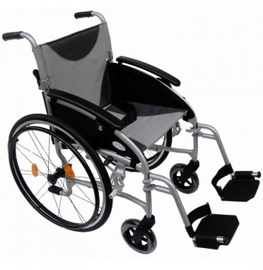 ZT Lite Folding Self Propelled Wheelchair