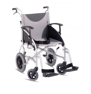 ZT Lite Folding Transit Wheelchair
