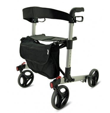 Z-Tec UK Rollator With Bag