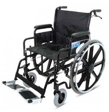 Z-Tec 600-692 HD Self Propel Wheelchair