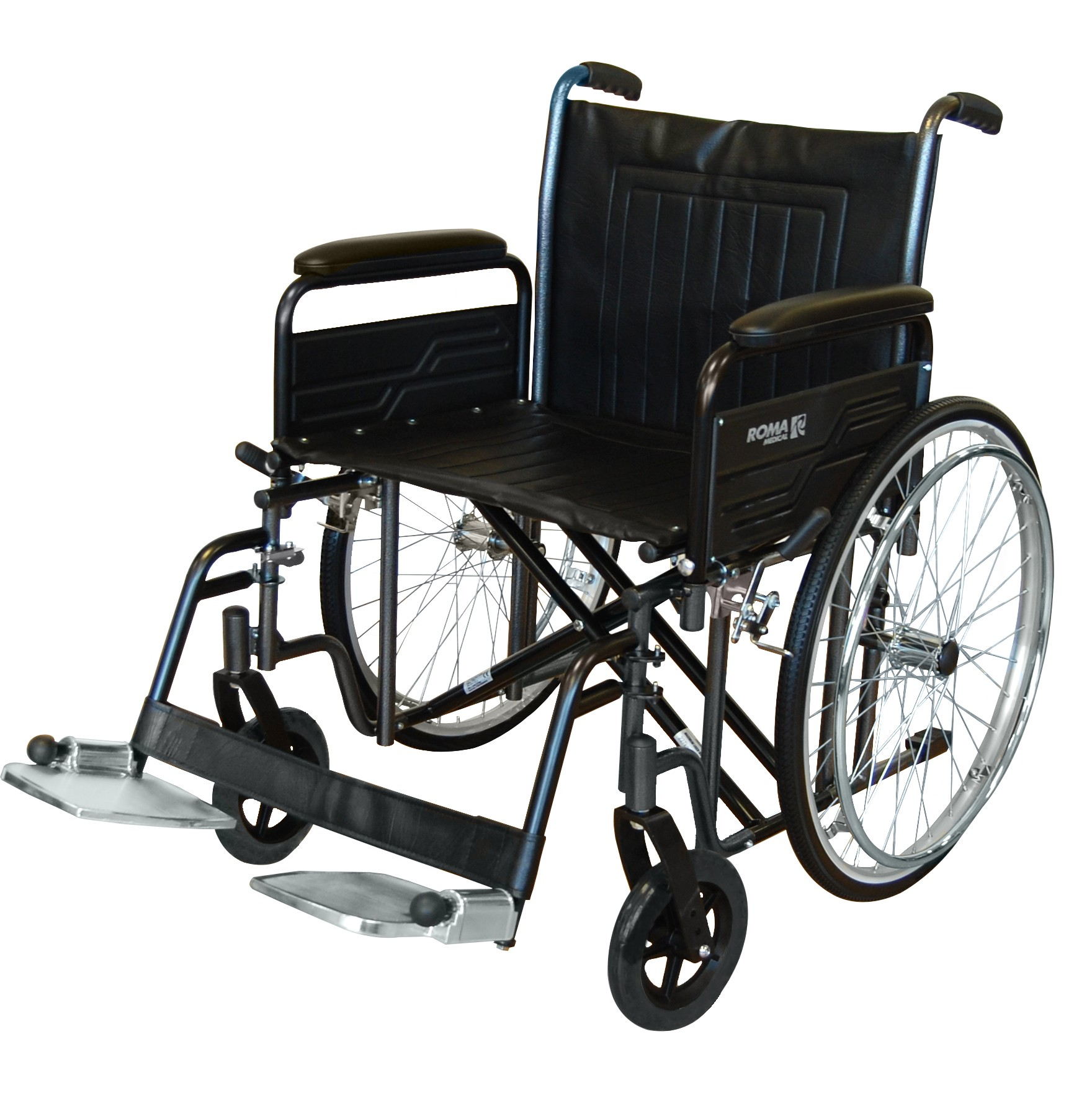 Roma Medical 1473 Bariatric Wheelchair Heavy Duty Uk