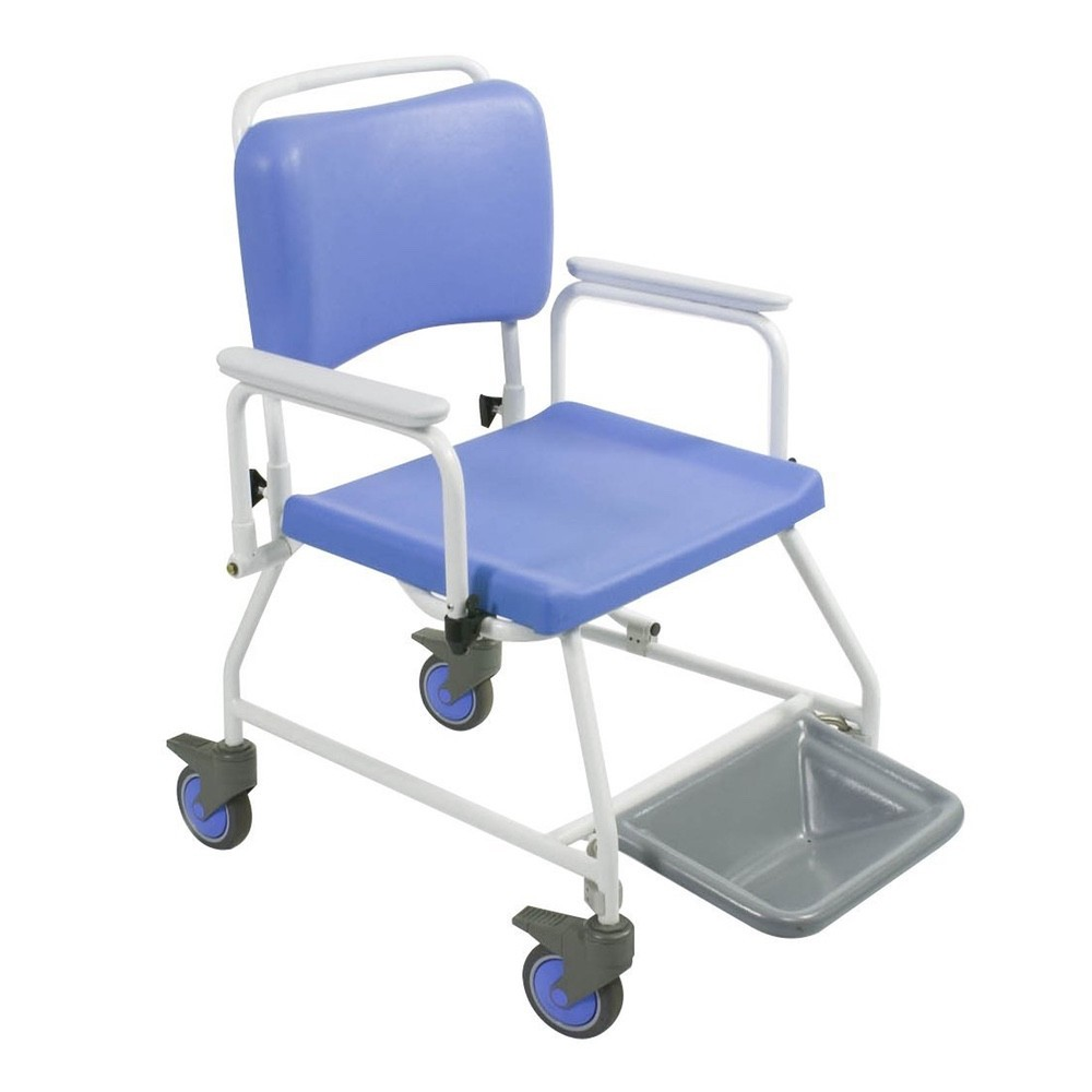 Atlantic Shower Commode Chair at low prices ! UK Wheelchairs