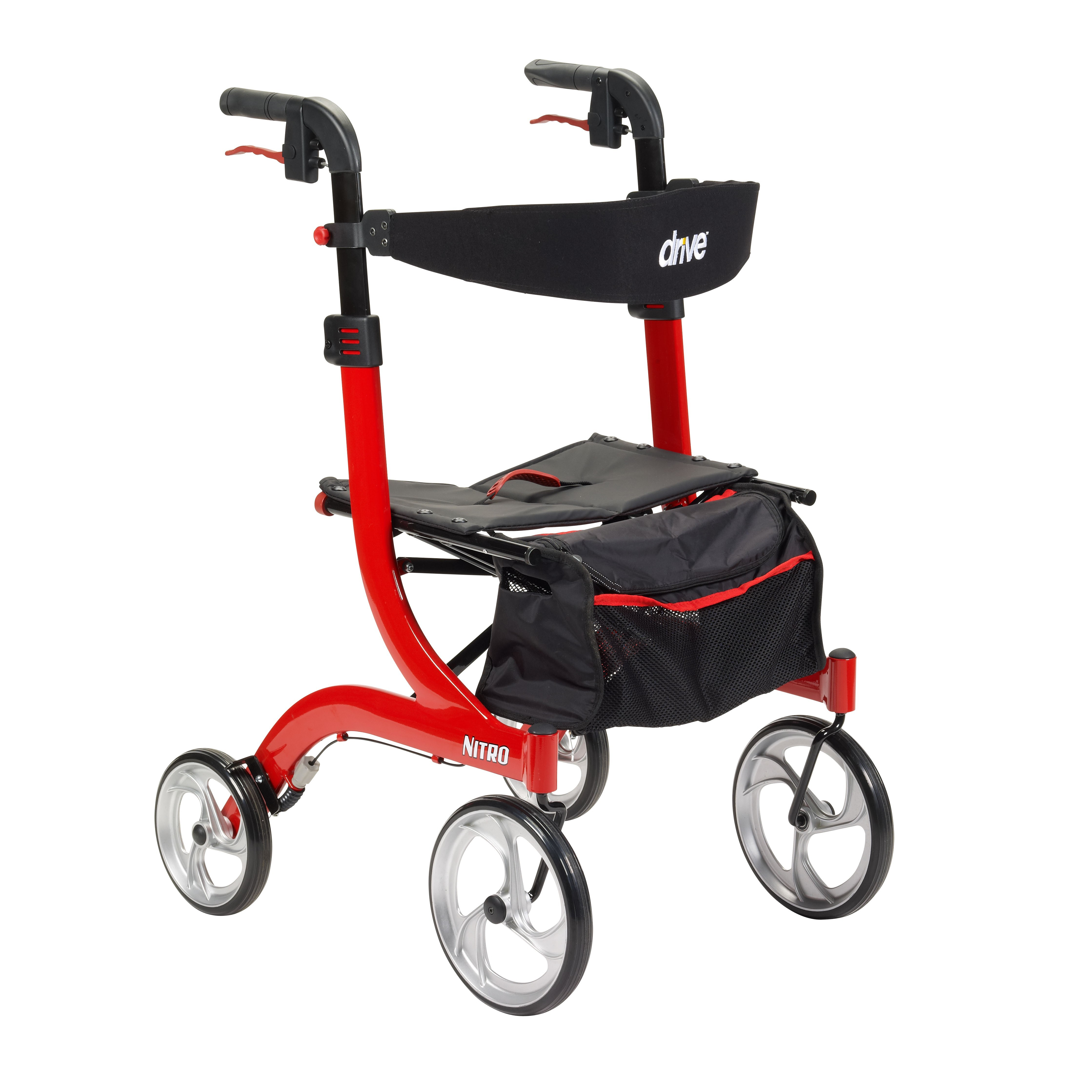 newest 1a0c3 c28b4 Drive Medical Nitro Rollator - Low Prices ! UK Wheelchairs