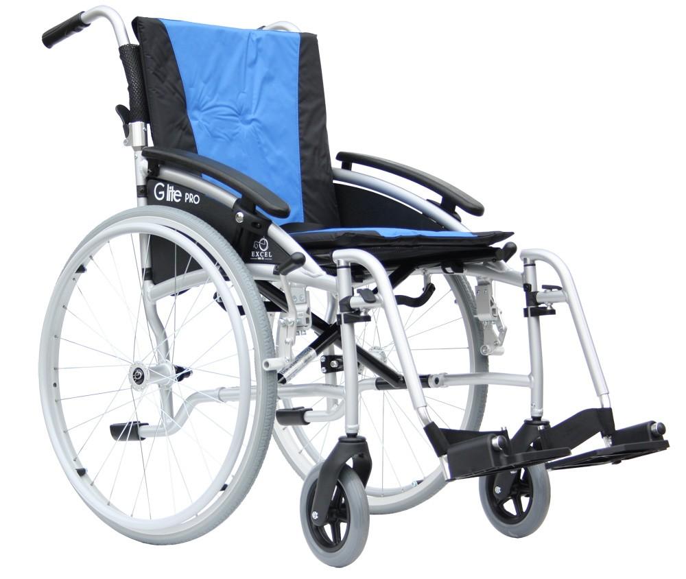 Excel G Lite Pro Lightweight Self Propelled Wheelchair