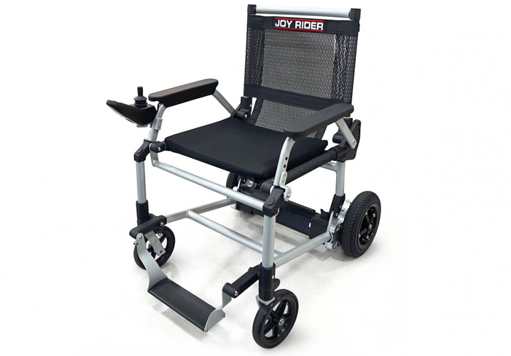 Joyrider folding electric wheelchair at low prices uk for Cost of motorized wheelchair