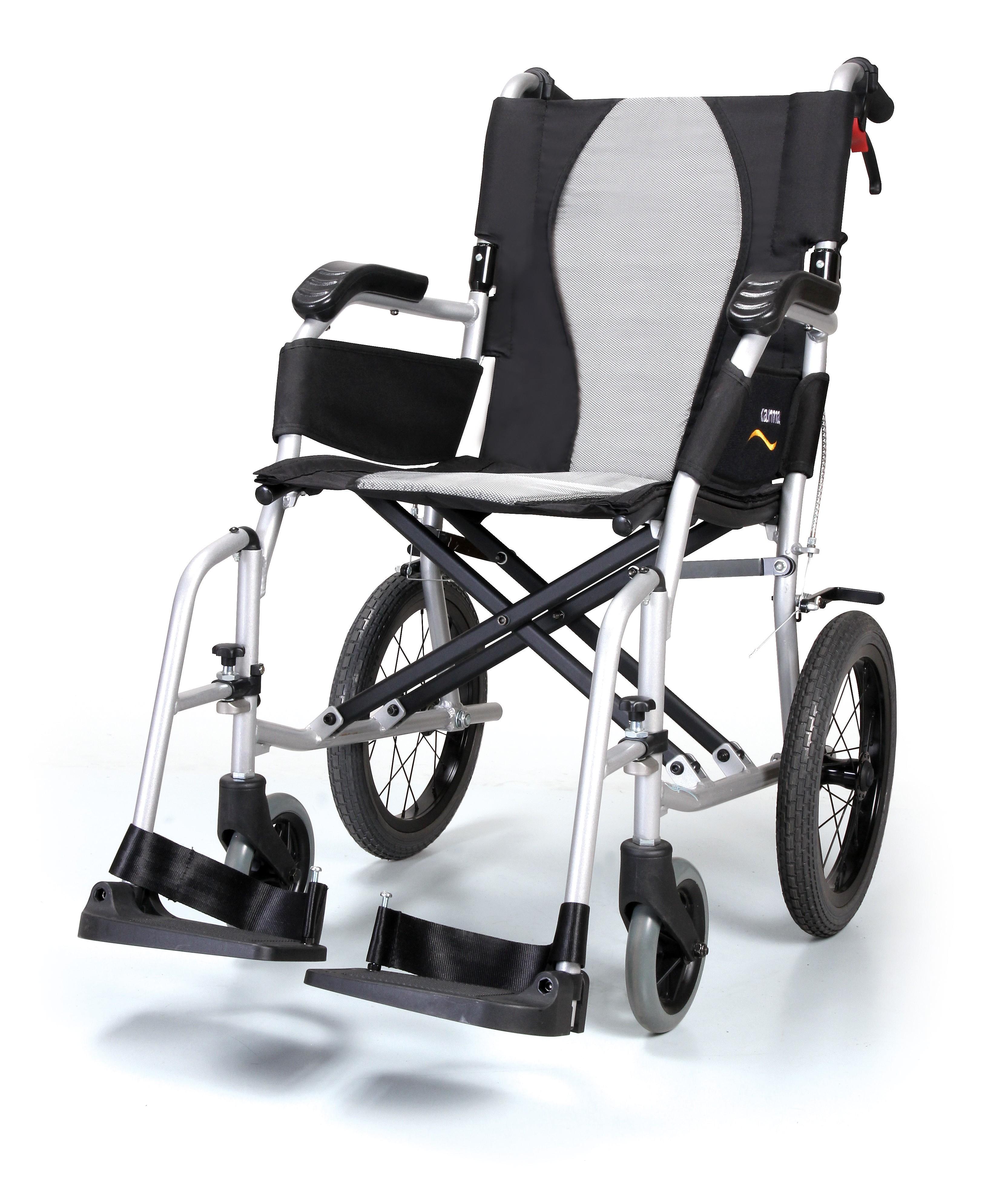 Karma Ergo Lite Transit Wheelchair Delivered For Free Next Day