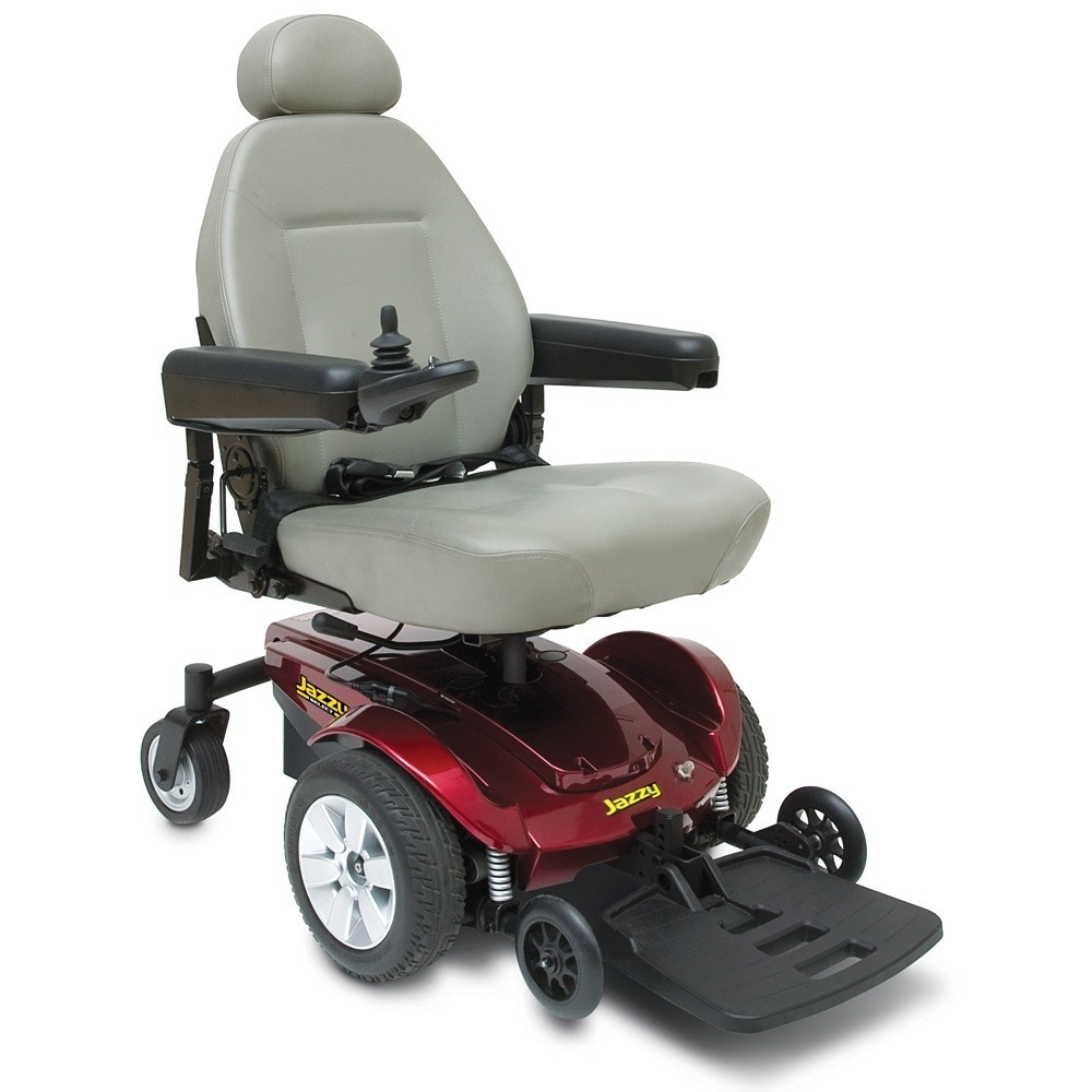 jazzy select electric wheelchair delvered next day for free   uk wheelchairs