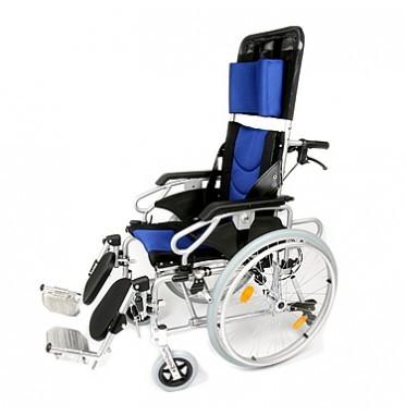 Ugo Esteem Deluxe Lightweight Reclining Wheelchair Free