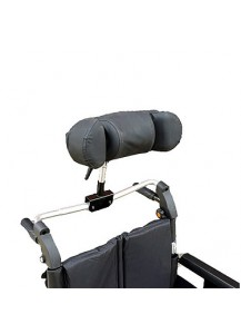 Wheelchair headrest - fits most wheelchairs