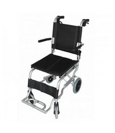 ZT Folding Aluminium Transport Wheelchair