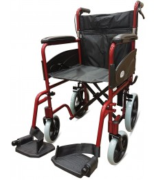 Z-Tec 601X Transit Wheelchair With Attendant Brakes