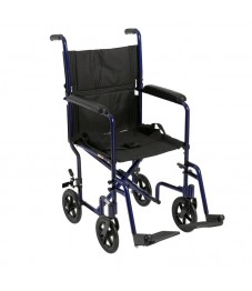 Drive Medical Aluminium Travel Wheelchair