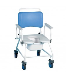Atlantic Bariatric Commode Shower Chair